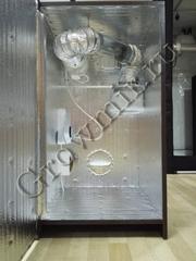 Гроубокс Продажа купить гроубокс оранжерея домашняя оранжерея теплица шкаф для рыращивания ростений рассада семена гидропоника освещение свет  эпра комплект освещения фильтр очистка проращивание (288)