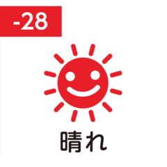 Pilot FriXion Stamp (晴れ / hare / ясная погода)