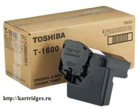 Картридж Toshiba T-1600E