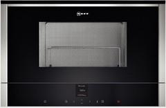 Встраиваемая микроволная печь с грилем Neff C17GR00N0 фото