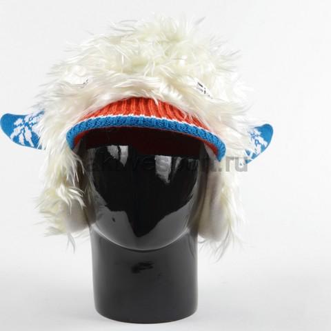 Картинка шапка с ушами Eisbar power horn 026 - 2