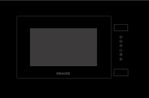 Встраиваемая микроволновая печь Graude MWG 38.1 S