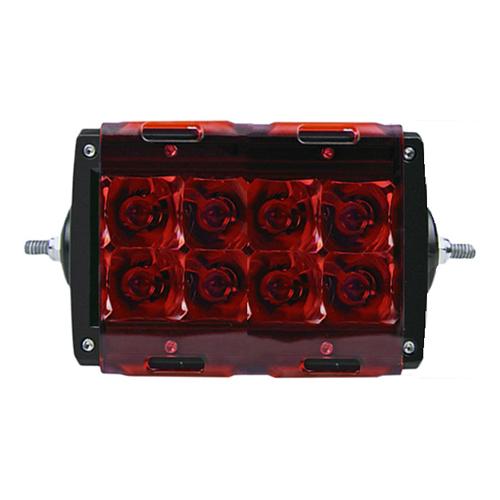Светофильтр фары Aurora 4 красный ALO-AC4DR ALO-AC4DR