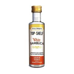 Эссенция Still spirits Top shelf White Sambuca на 1,125 литр самогона/водки/спирта