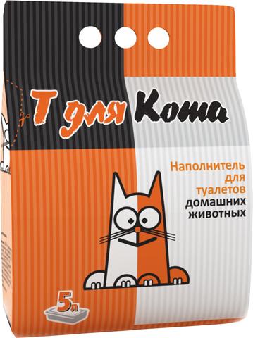 Наполнитель для кошачьего туалета впитывающий, 5 л