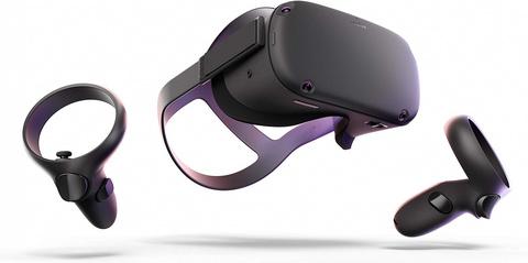 Очки виртуальной реальности Oculus Quest - 64 GB
