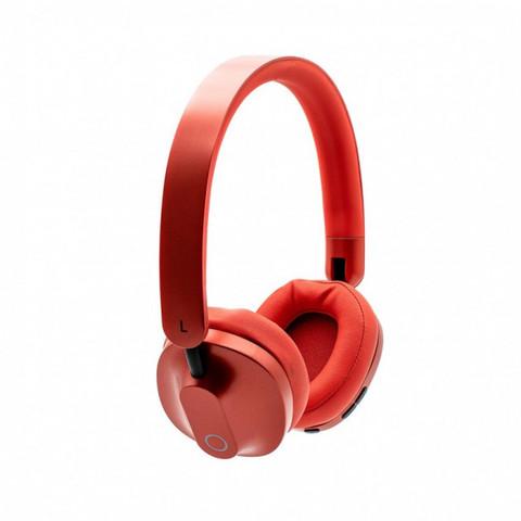 Baseus / Наушники с Bluetooth Encok D01s с микрофоном | красные