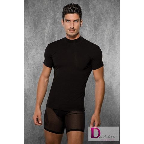 Мужская футболка черная Doreanse 2730