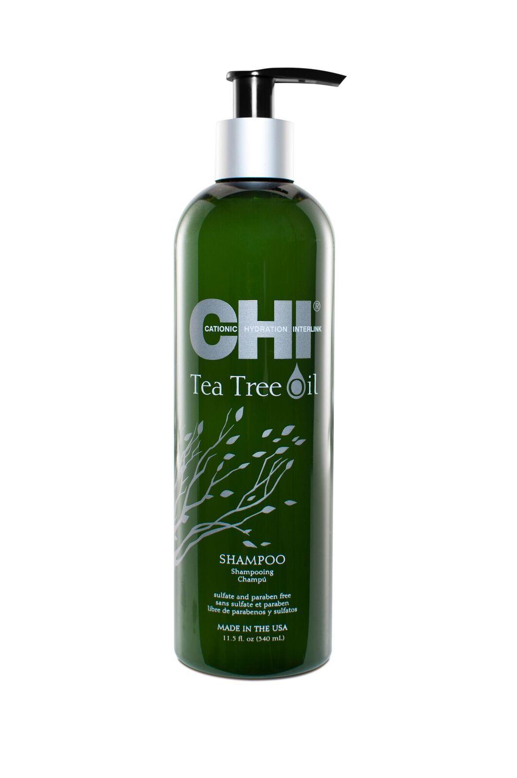 Шампунь с маслом чайного дерева, 355 мл