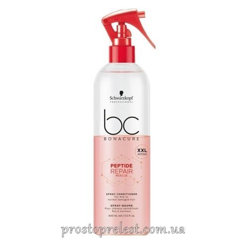 Schwarzkopf BC Repair Rescue Spray Conditioner - Восстанавливающий спрей-кондиционер