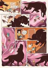 Хильда и чёрный пёс