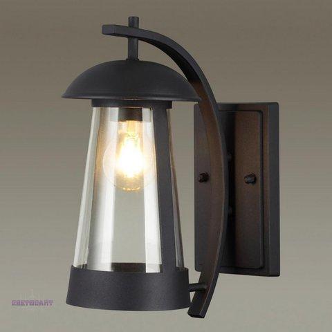 Ландшафтный настенный светильник 4837/1W серии KALPI