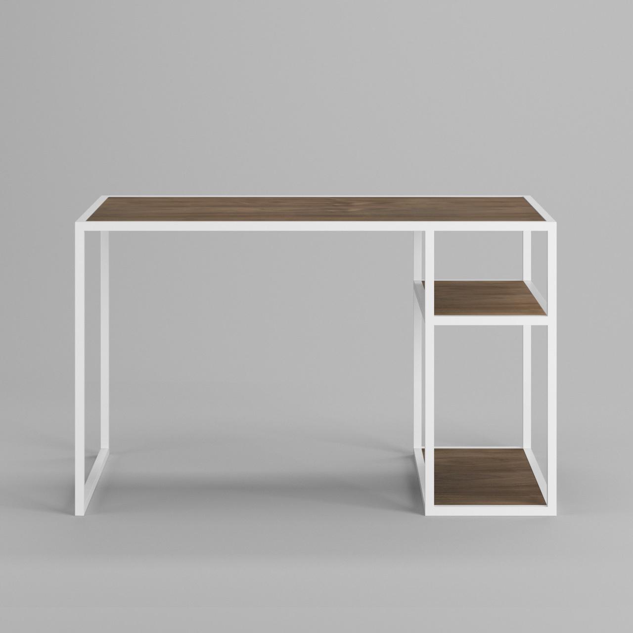 Рабочий стол Romero white - вид 4