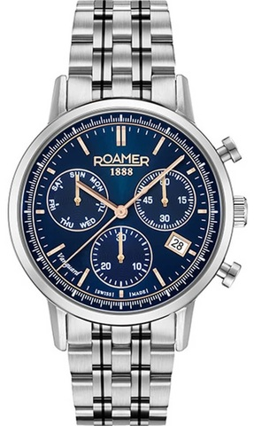 Часы мужские Roamer 975 819 41 45 90 Vanguard Chrono II