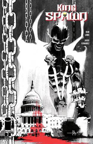 King Spawn #2 Cover C