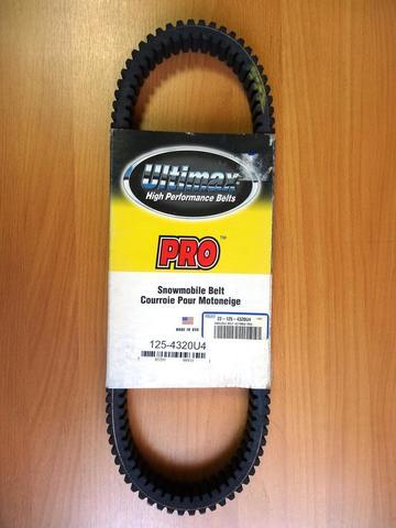 Ремень вариатора ULTIMAX PRO 125-4320U4