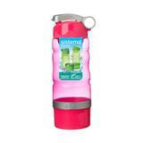 Спортивная питьевая бутылка Hydrate 615 мл, артикул 535, производитель - Sistema, фото 5