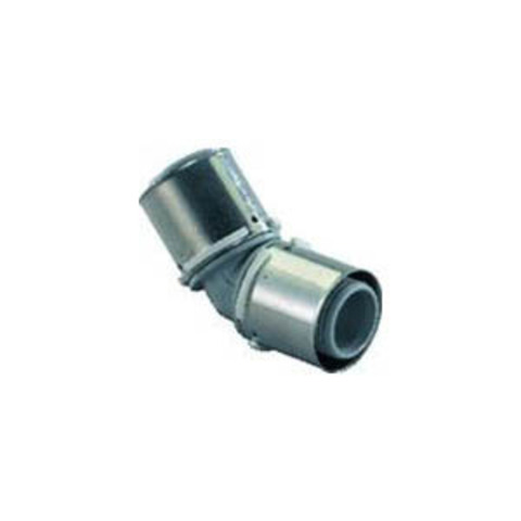 Пресс-угольник 45° 50 мм Uponor S-Press PPSU