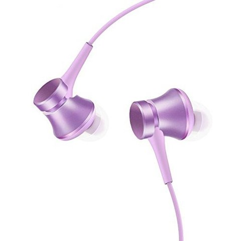 Наушники Xiaomi Mi Piston Fresh фиолетовые