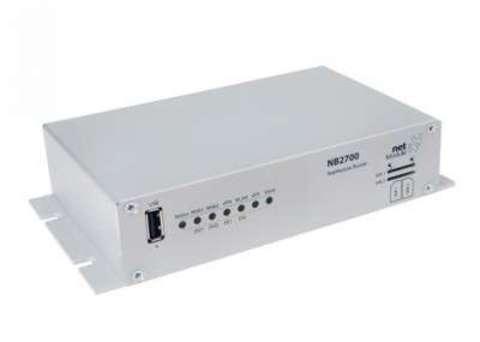 Netmodule NB2700-2UW-G - Промышленный 3G/Wi-Fi/GPS роутер с двумя SIM-картами
