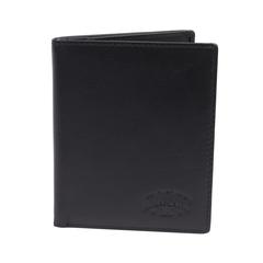 Визитница Klondike Claim, черная, 8х1,5х10,5 см