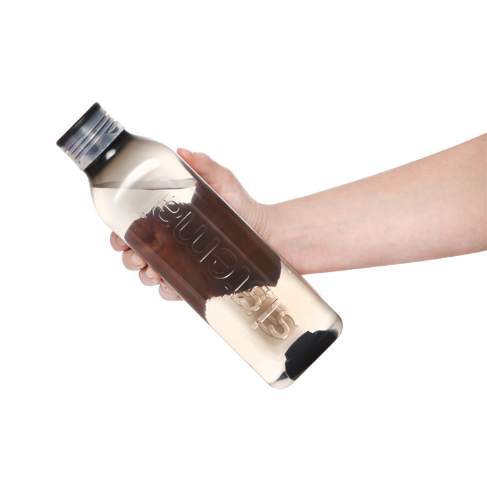 """Бутылка для воды Sistema """"Hydrate"""" 1л, цвет Черный"""