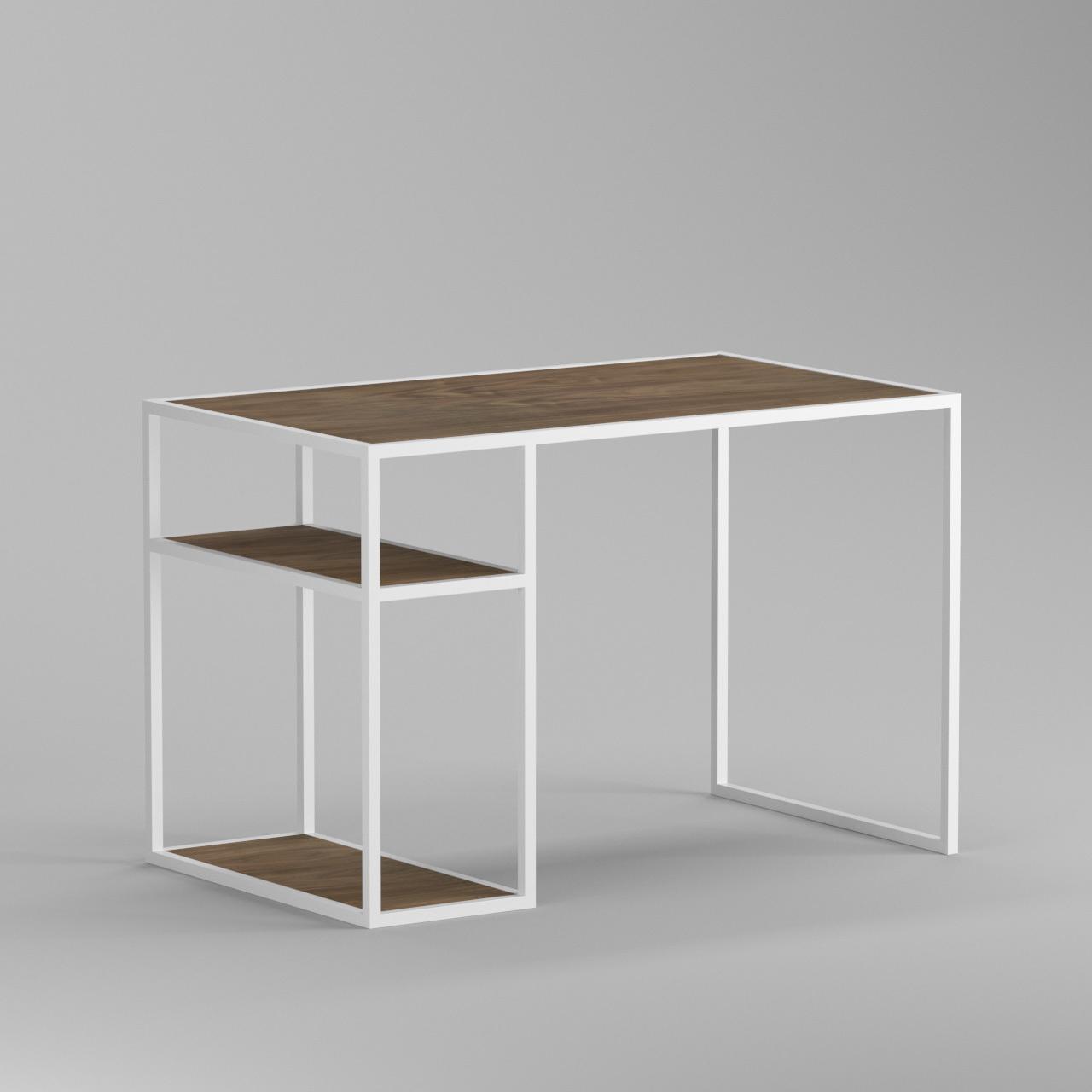 Рабочий стол Romero white - вид 3