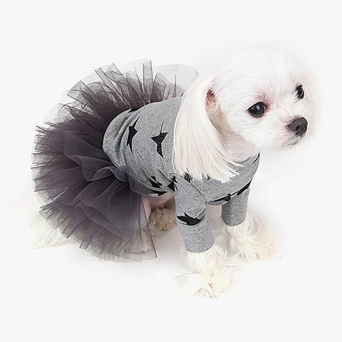 платье для собаки с пышной юбкой купить москва
