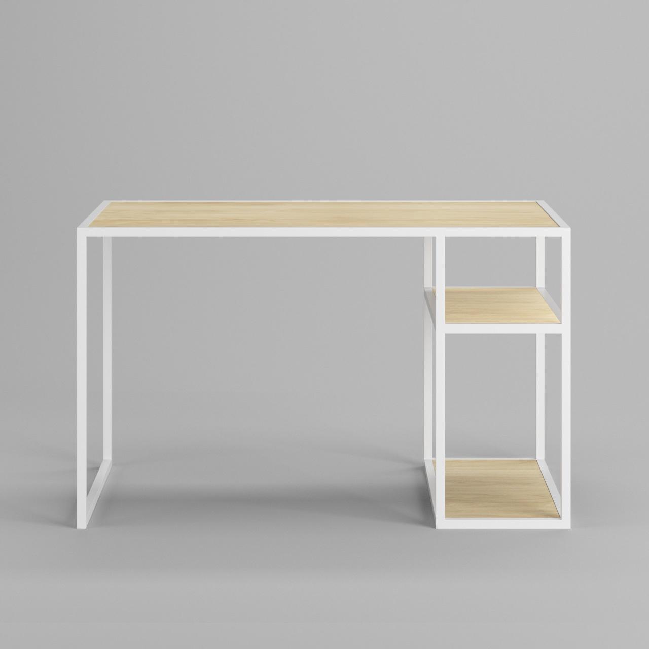 Рабочий стол Romero white - вид 6