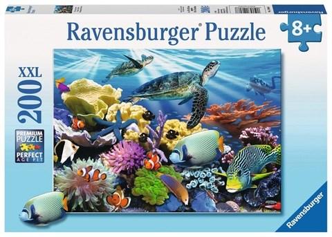 Puzzle Ocean Turtles 200 pcs