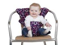 Мобильный детский стульчик Totseat 'Ежевика'