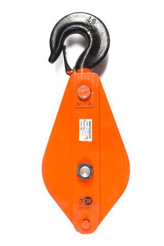 Блок монтажный с крюком TOR HQG(L) K1-5,0 т, шт