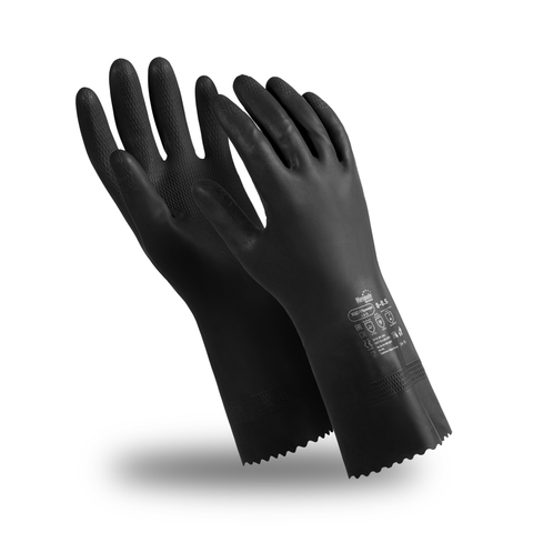 Перчатки КЩС-1  Специалист Премиум Манипула латекс 0,6 CG-944