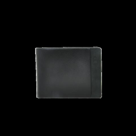 B123166R Preto - Портмоне с RFID защитой MP