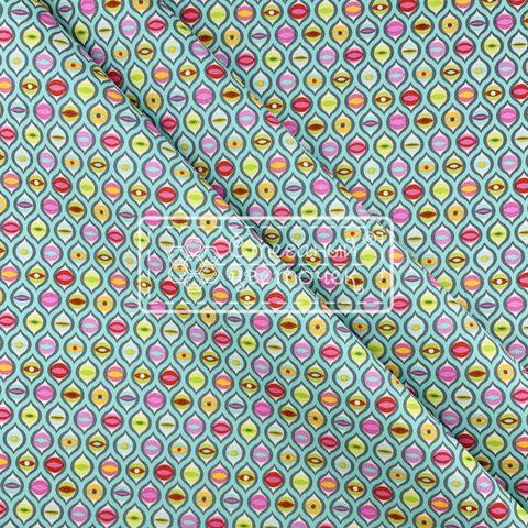 Ткань для пэчворка, хлопок 100% (арт. FS0101)