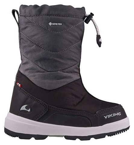 Сапоги Viking Halden GTX Black/Charcoal