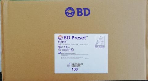 364391Набор BD  Preset™ с иглой 23Gx1