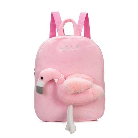 Рюкзак Фламинго розовый