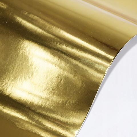 Бумага зеркальная Splendorlux Mirror золото