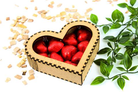 Конфетный набор - Сердце