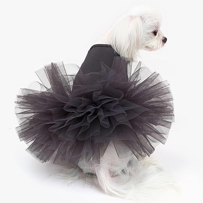 купить платье для собаки с пышной юбкой