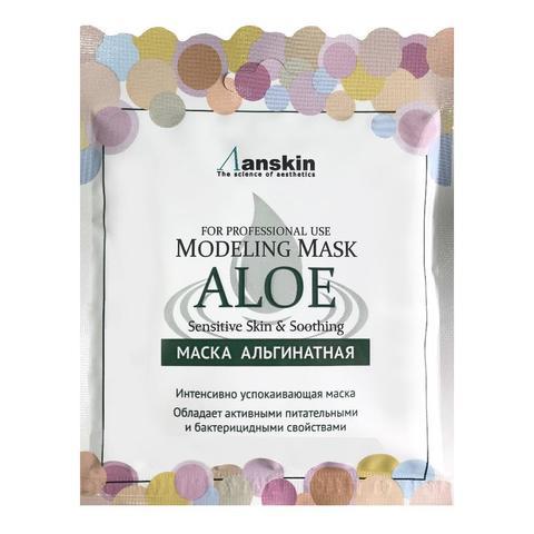 Anskin Aloe Modeling Mask