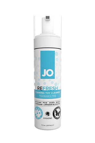Чистящее средство для игрушек JO REFRESH Unscented Anti-bacterial Toy Cleaner 7 oz - 207 мл.