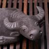 Глиняная фигурка «Лежащий буйвол»