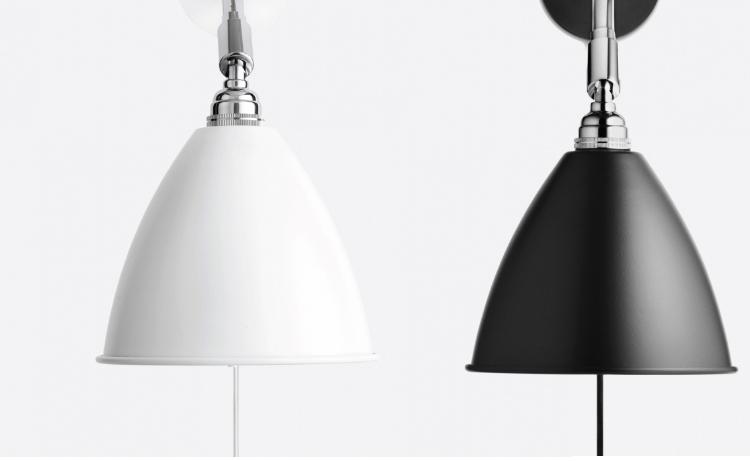 Настенный светильник копия Bestlite BL5 by Gubi (черный)