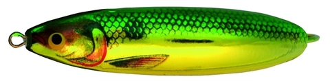 Блесна RAPALA Minnow Spoon 07 /GSD