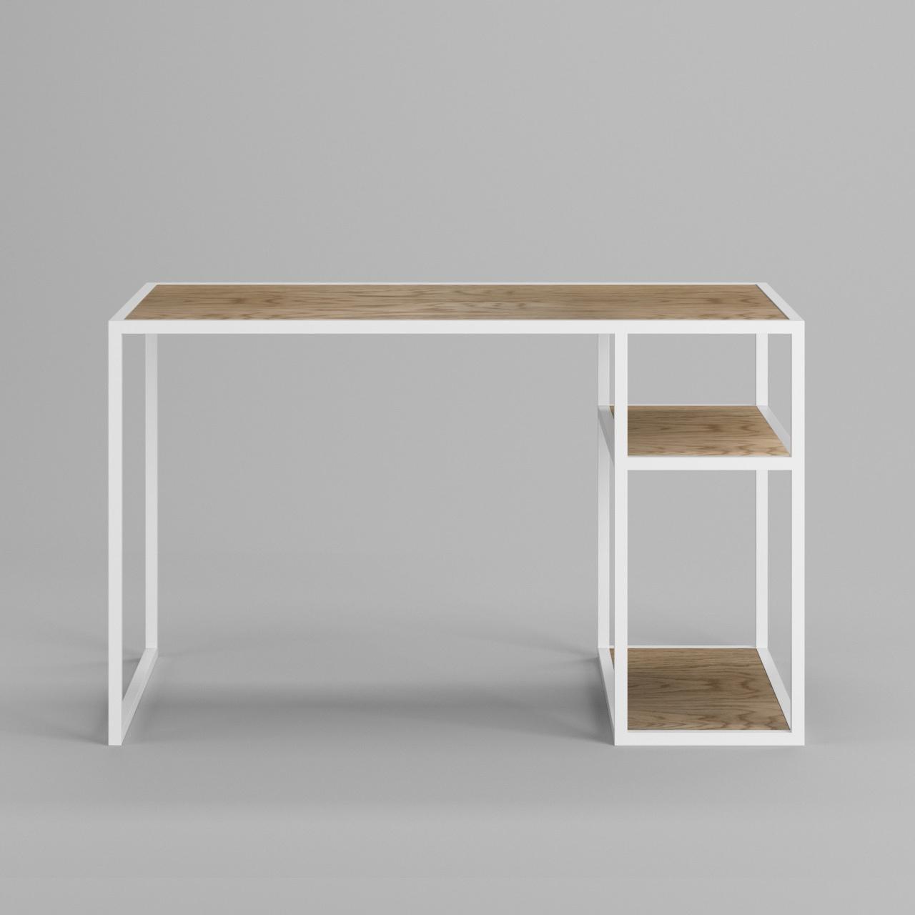 Рабочий стол Romero white - вид 8