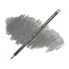 Карандаш художественный цветной POLYCOLOR, цвет 33 коричневый темный