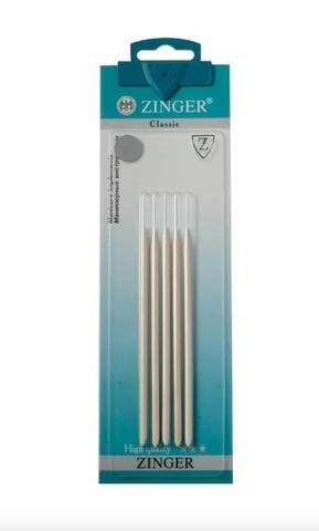 ZINGER Палочки для маникюра IG-001-(002)-5 короткие