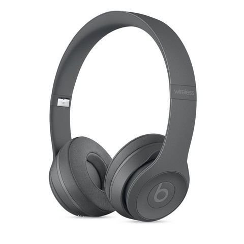 Наушники Bluetooth Beats Beats Solo3 Wireless On-Ear Asphalt Grey/Серый
